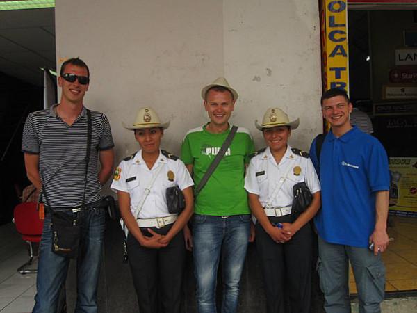 Доблестная полиция Арекипы