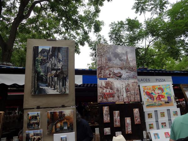 Картины на Площади Театров