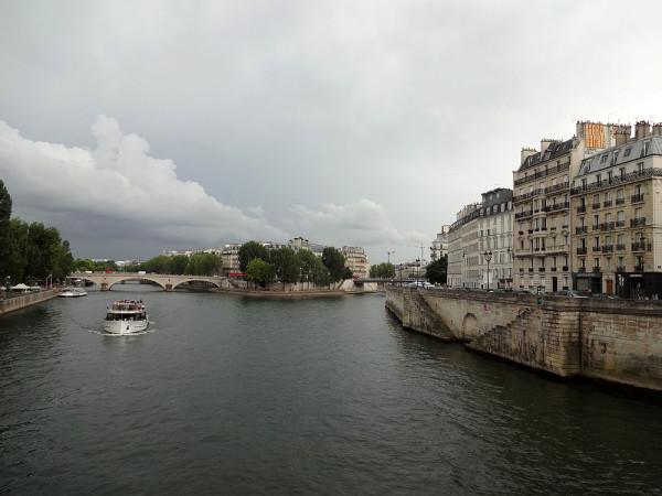 Мосты острова Сите