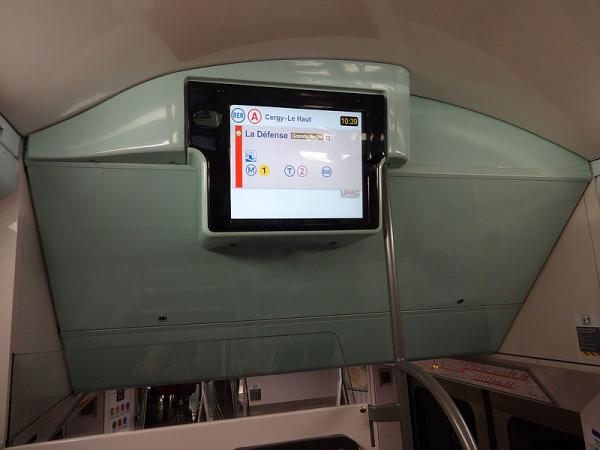 Экраны с информацией