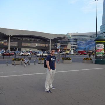 Вокзал Варшава Центральная
