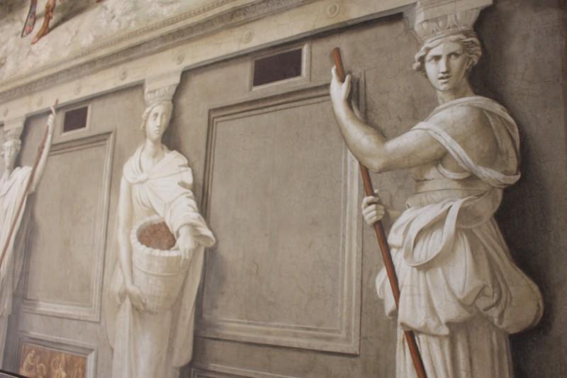 Рафаэль - Фрески в музее Ватикана