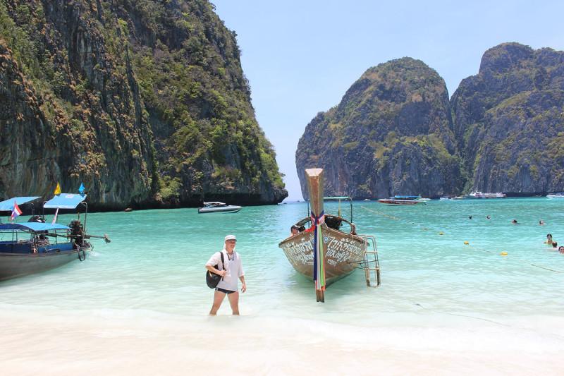 Maya Bay Пляж