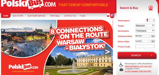 Polski Bus Bialystok