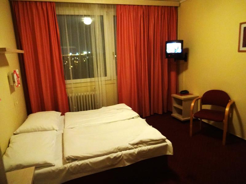Наш номер в гостинице