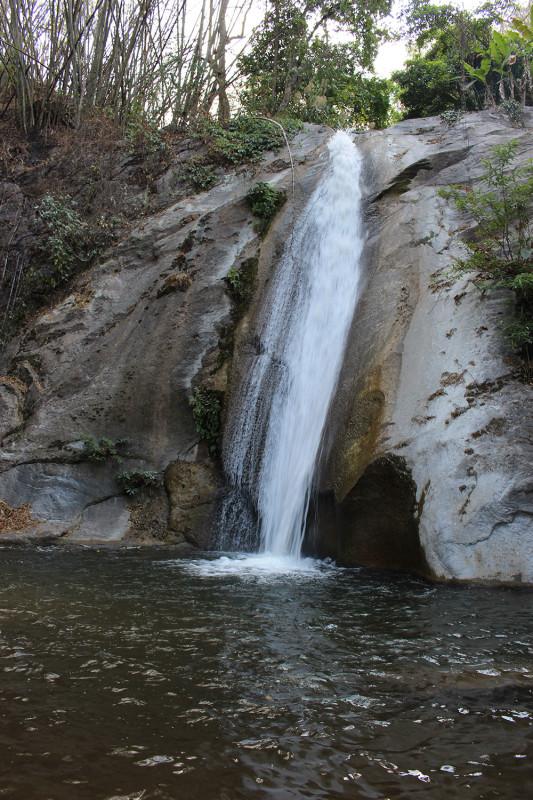 Последний водопад