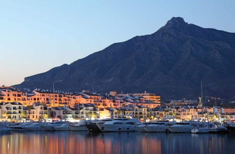 Курорт в Испании