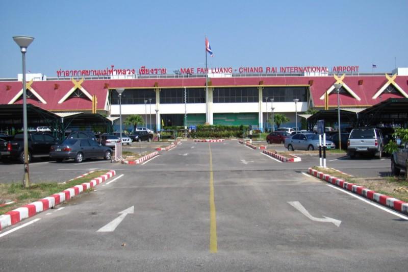 Аэропорт в Чианг Мае