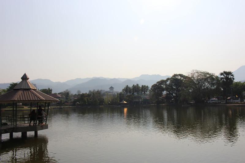 Озерцо в Мэхонсонге