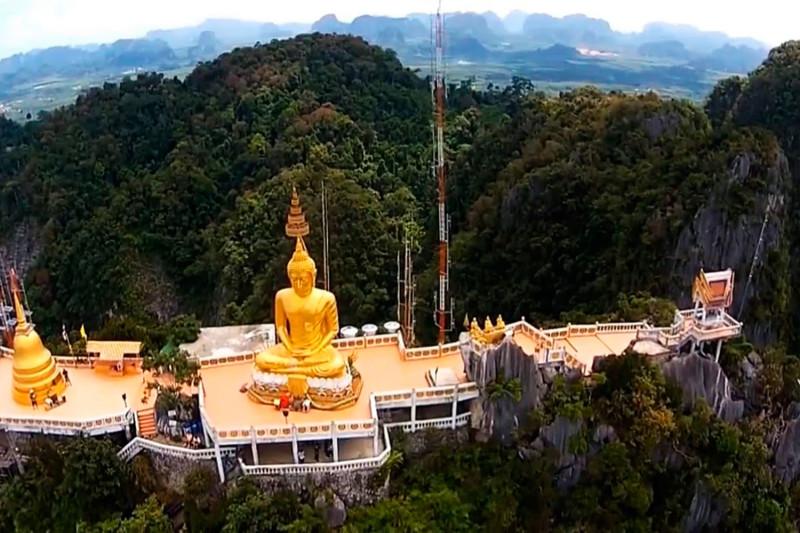 Wat Tham Seua Краби