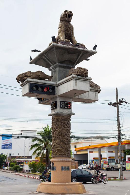 Светофор в Краби