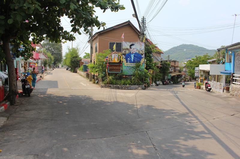 Улицы Ко Си Чанг