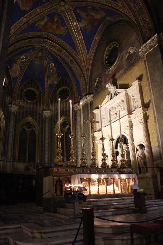 Церковь Санта-Мария-сопра-Минерва