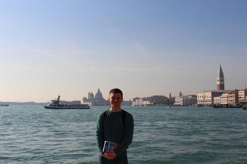 Венеция и Антоха