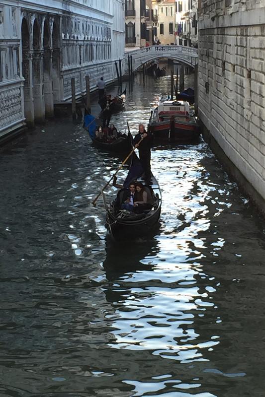 Каналы и гондолы