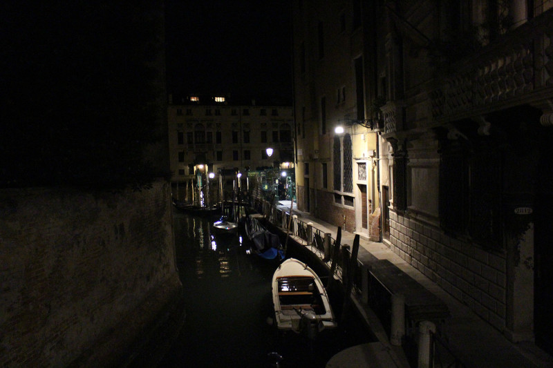 Парковки Венеции