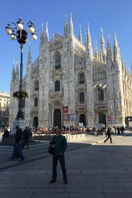 Собор Милана
