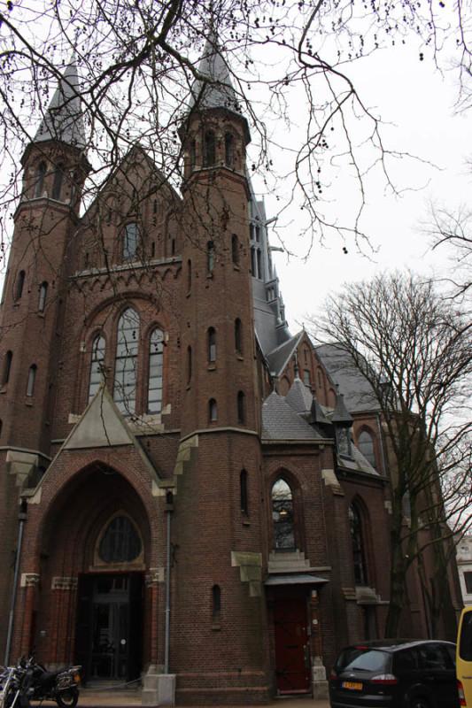 Церковь Амстердама
