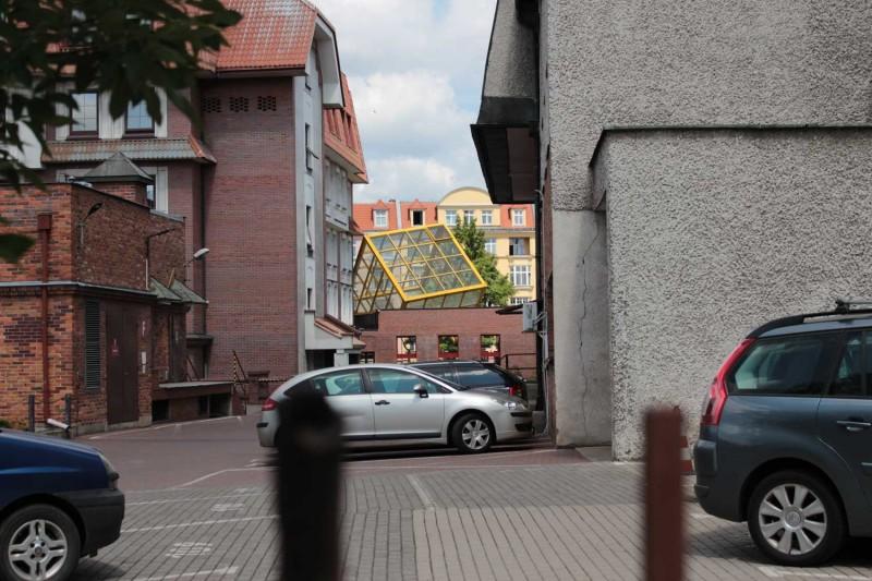 Почти Роттердамский кубический дом