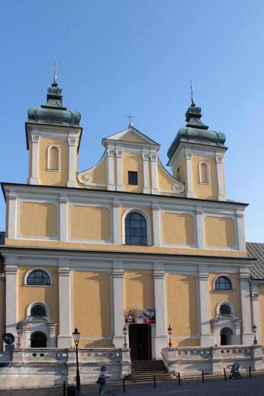 Францисканский костел