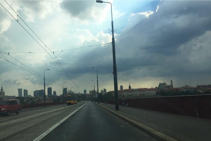 Привет, Варшава