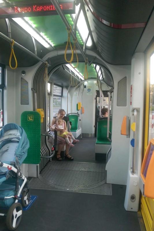 Трамвай Познань