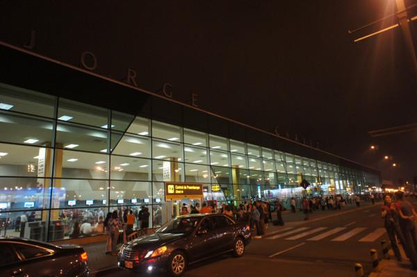 airport lima chavez