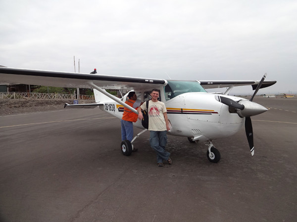 Наш аэроплан