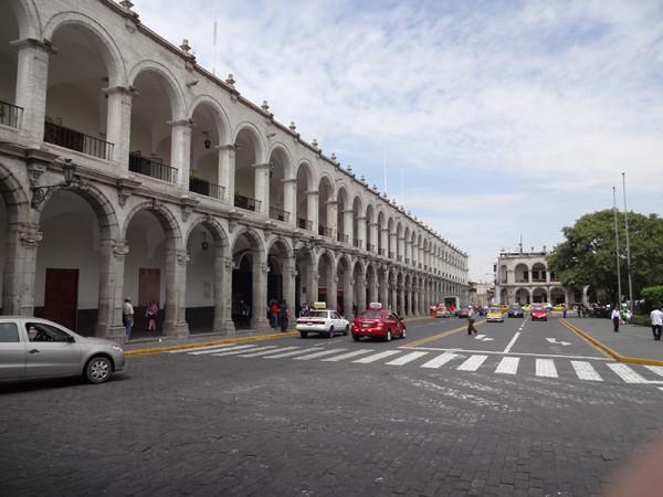 Арекипа: Plaza de Armas