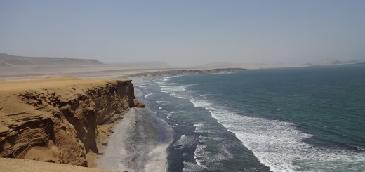 Берега Перу