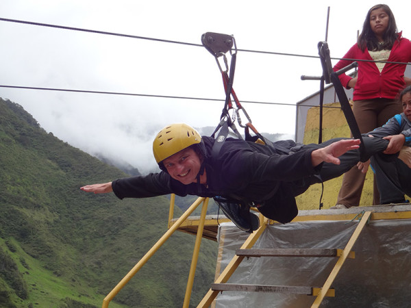 Канопи в Эквадоре