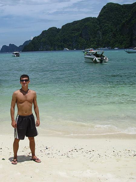 Острова Пи-ПИ (Таиланд)