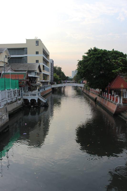 Еще канал Бангкока