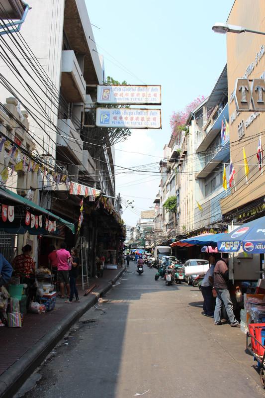 Бангкок Китайский квартал