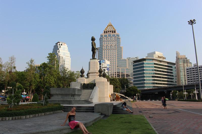 Виды Бангкока