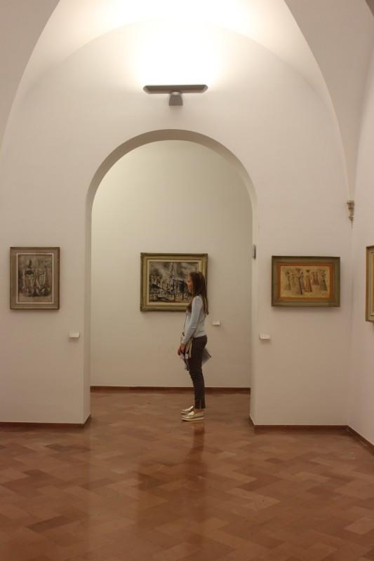 Зал современного искусства