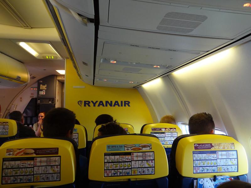 Ryanair изнутри