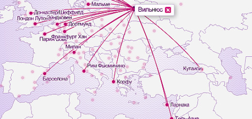 Wizz Air Vilnius