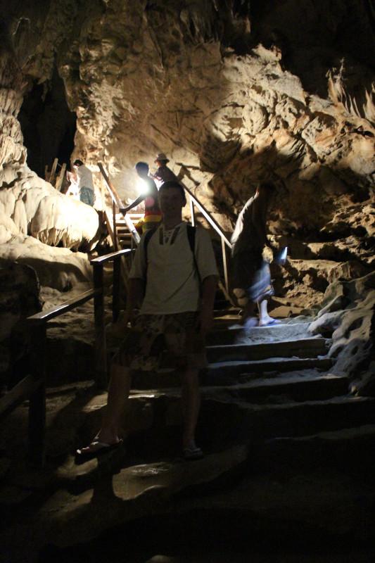 Пещера Nam Lod