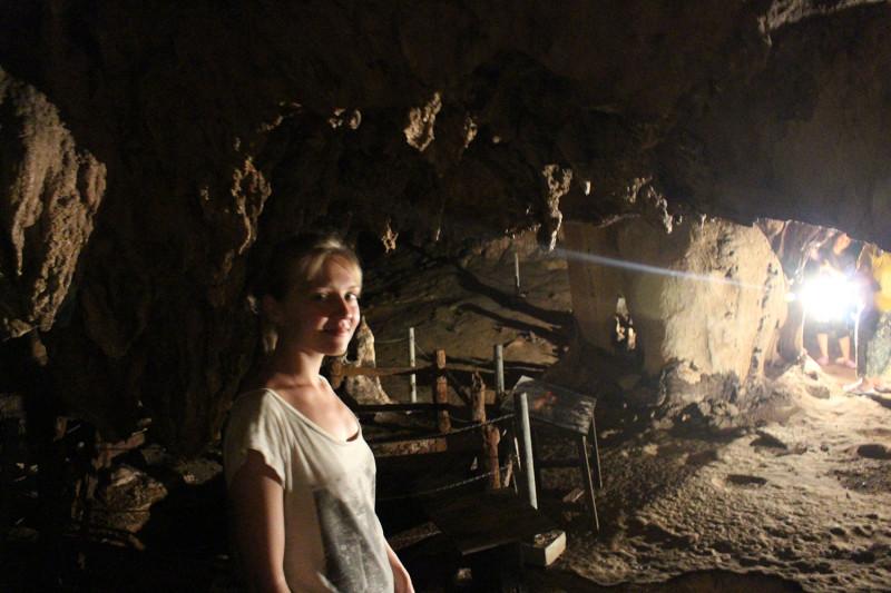 Пещера Нам Лот