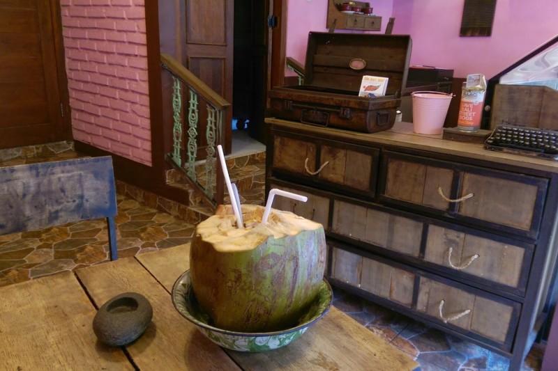 Это кокос)