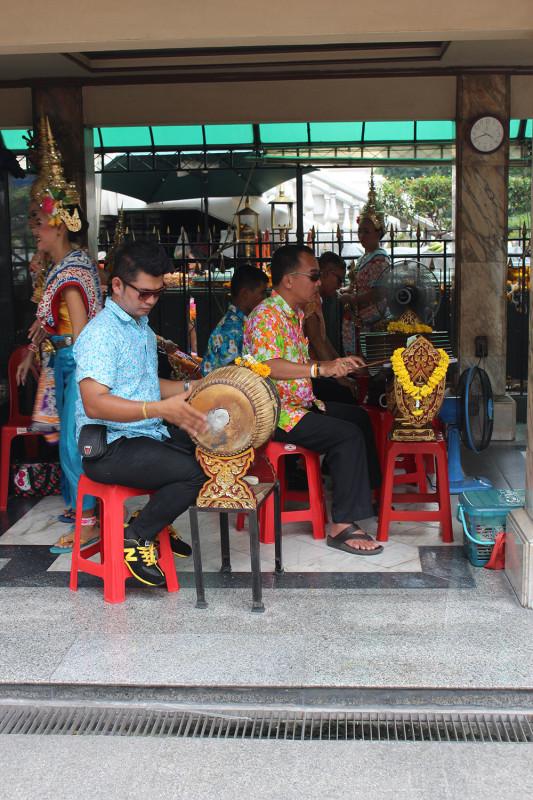 Музыканты храма