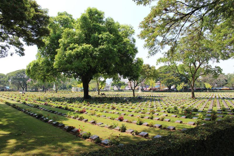 Знаменитое кладбище