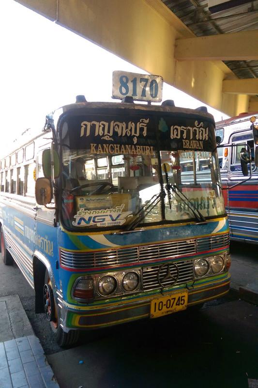 Наш автобус 8170 до Эравана