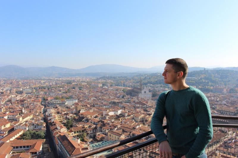 Антоха во Флоренции