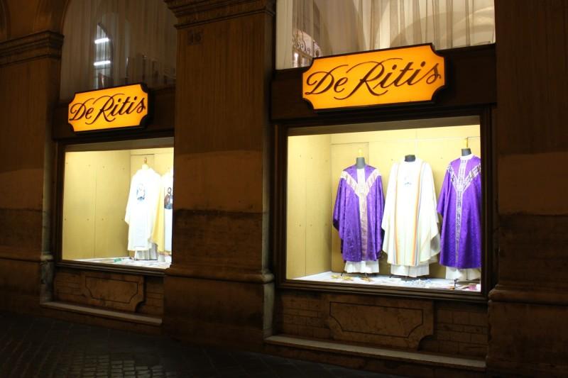 Магазин для служителей церкви