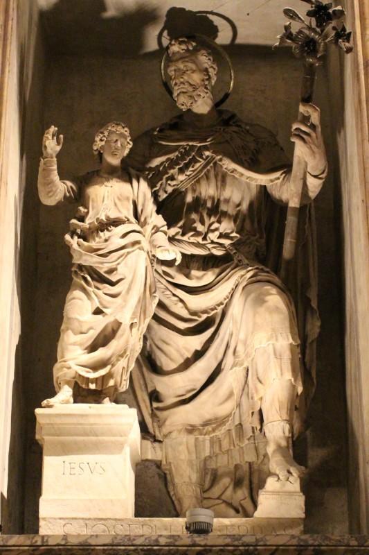 Скульптуры в пантеоне