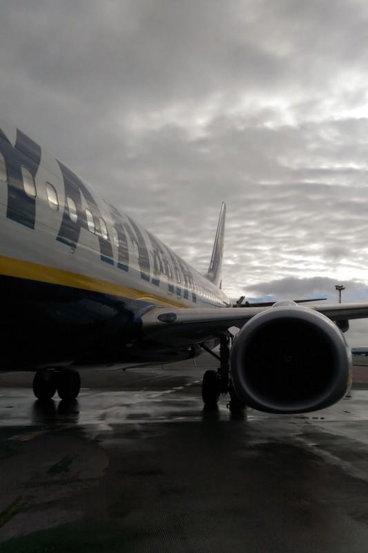 Самолёт до Рима