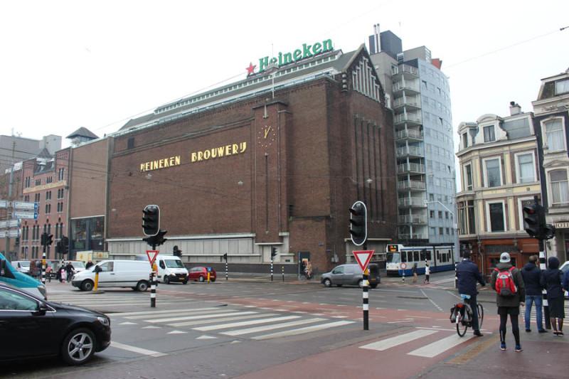 Завод Heineken