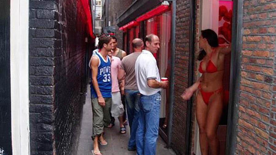 проститутки амстердама видео - 11